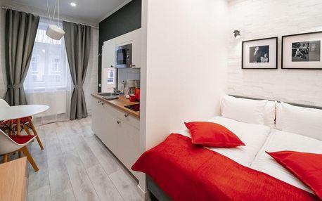 Pobyt v krásných apartmánech v centru Mariánek