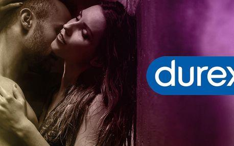 Až 60 ks kondomů Durex a Pasante i s lubrikantem