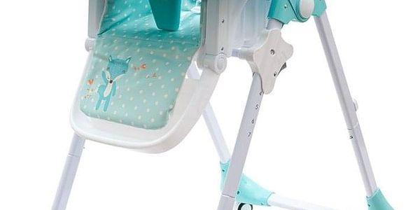 NEW BABY Minty Fox - eko kůže a vložka pro menší děti