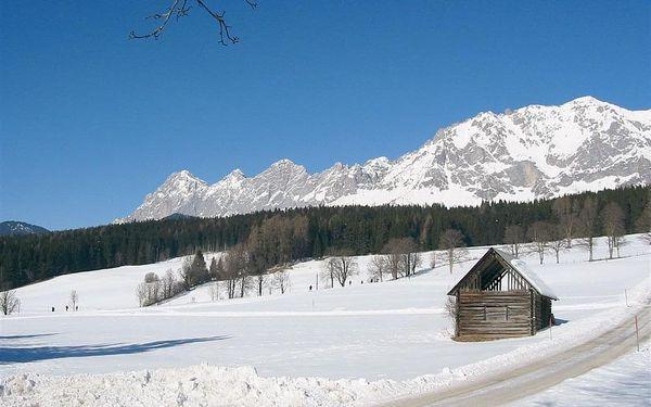 Hotel POST Ramsau am Dachstein - Ubytování, Rakousko, Štýrsko, Schladming-Dachstein, Štýrsko, vlastní doprava, all inclusive5