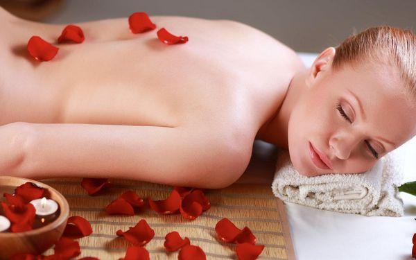 100 minut voňavého hýčkání s masáží a oxygenoterapií