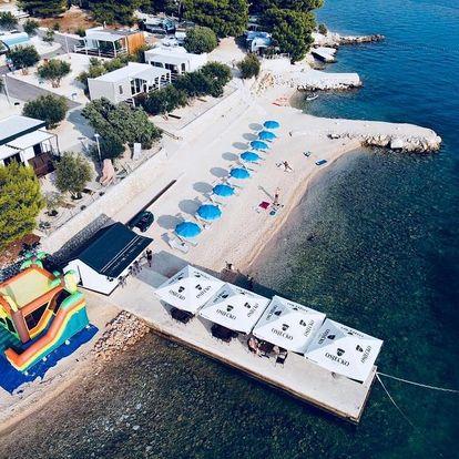 Chorvatsko, Drvenik: Camp Milo Moje