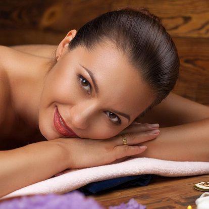 Relaxační masáž dle výběru v délce 45 až 60 minut