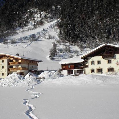 Rakouské Alpy: Alfaierhof-Bergheimat
