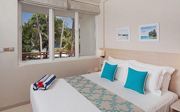 Hotel Malahini Kuda Bandos, Maledivy, letecky, polopenze3