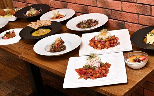 Autentické srílanské menu dle výběru pro 1 i 2 os.