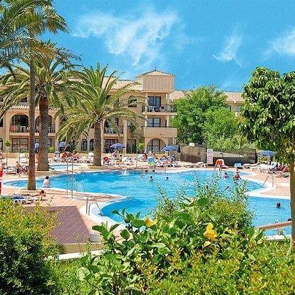 Španělsko - Costa del Sol letecky na 11-12 dnů, all inclusive