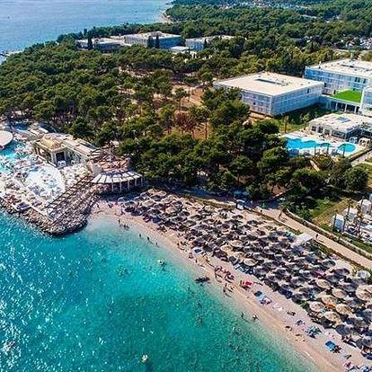 Chorvatsko - Šibenik na 3-25 dnů