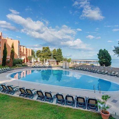 Chorvatsko, Umag: Hotel Sol Umag for Plava Laguna