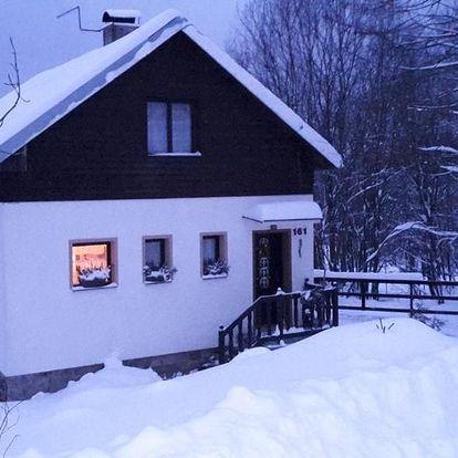 Karlovarský kraj: Prázdninová chata na horách