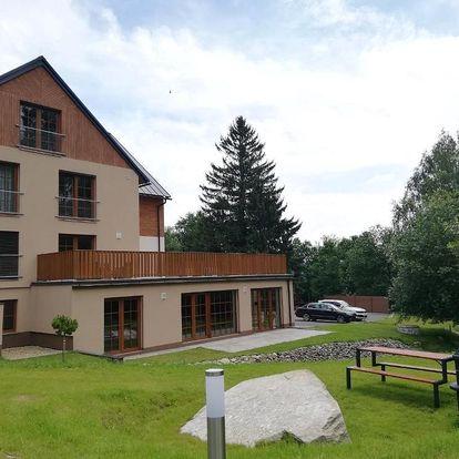 Orlické hory: Apartmány Říčky