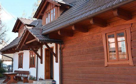 Valašsko: Penzion v Podhradí
