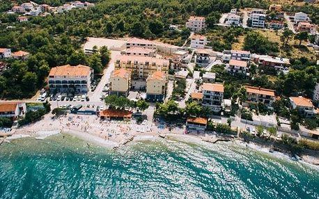Chorvatsko - Střední Dalmácie letecky na 8 dnů