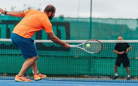 Sportovní H centrum: posilovna, tenis i badminton