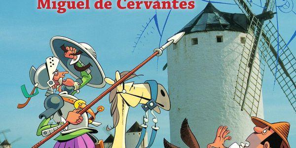 Don Quijote de la Mancha (edice Světová četba pro školáky)2