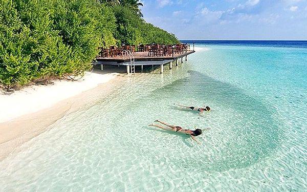 Hotel Embudu Village, Maledivy, letecky, plná penze3