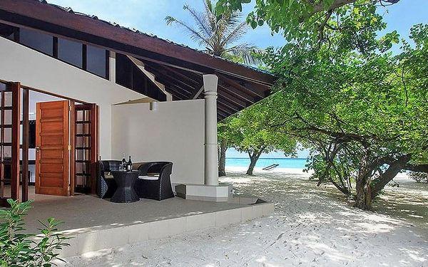 Maledivy letecky na 7-16 dnů, plná penze