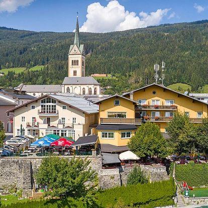 Krásy Rakouska: pobyt s polopenzí i vstupem do sauny