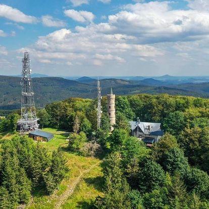 Lužické hory: Apartmány Chata Jedlová hora
