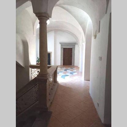 Telč, Vysočina: Renaissance Vintage Apartment 3+1