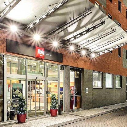 Moderní hotel na dosah památek i nákupů