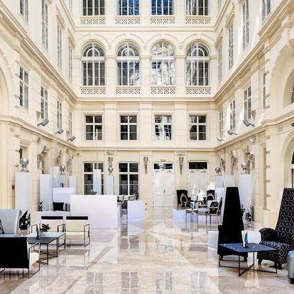 Exklusivní pobyt v 5* hotelu v centru Brna včetně sauny a fitness 3 dny / 2 noci, 2 os., snídaně