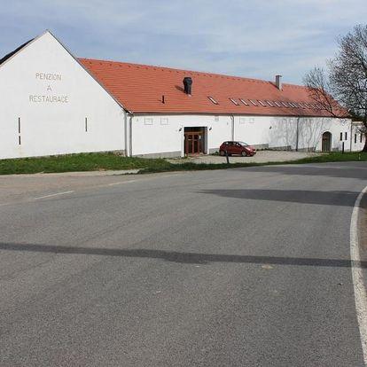 Telč, Vysočina: Penzion Vanůvecký Dvůr