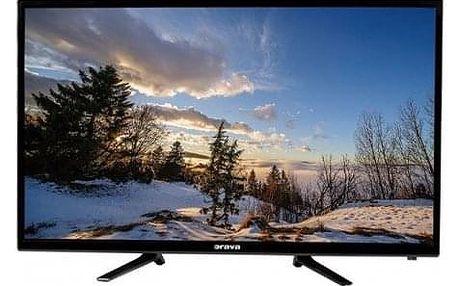 LED televizor Orava LT-823 M92B