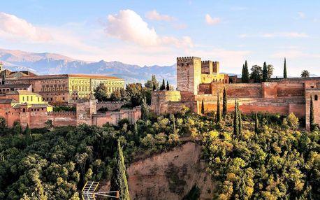 Siesty v krásné Andalusii, ANDALUSIE