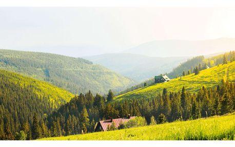 Hotel Krakonoš v Krkonoších až na 8 dní