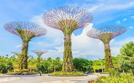 Malajsie a Singapur
