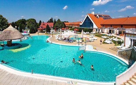 Maďarské lázně Kehida vč. wellness až pro 6 osob