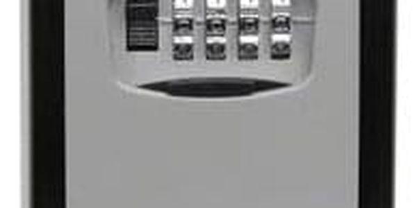 RICHTER CZECH Bezpečnostní schránka na klíče RICHTER KB.G44