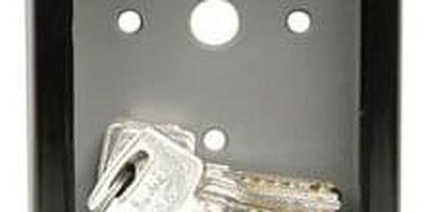 RICHTER CZECH Bezpečnostní schránka na klíče RICHTER KB.G45