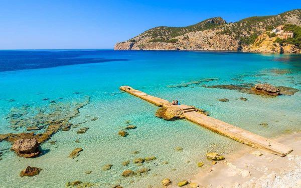 Mallorca křížem krážem, MALLORCA, letecky, polopenze3