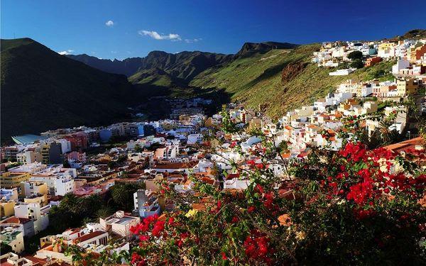 Pěší turistika na ostrově La Gomera, KANÁRSKÉ OSTROVY, letecky, snídaně v ceně2