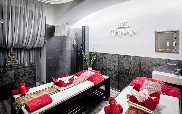 Exklusivní pobyt v 5* hotelu v centru Brna včetně sauny a fitness 4 dny / 3 noci, 2 os., snídaně2