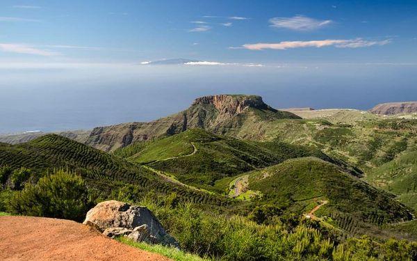 Pěší turistika na ostrově La Gomera, KANÁRSKÉ OSTROVY, letecky, snídaně v ceně5