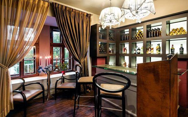 Exklusivní pobyt v 5* hotelu v centru Brna včetně sauny a fitness 4 dny / 3 noci, 2 os., snídaně4