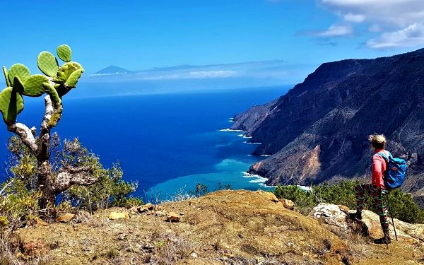 Pěší turistika na ostrově La Gomera, KANÁRSKÉ OSTROVY