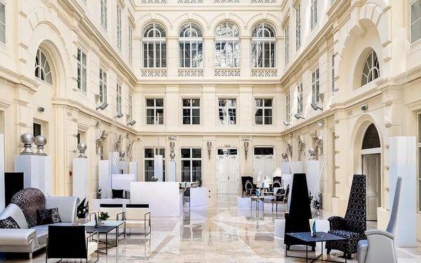 Exklusivní pobyt v 5* hotelu v centru Brna včetně sauny a fitness 4 dny / 3 noci, 2 os., snídaně