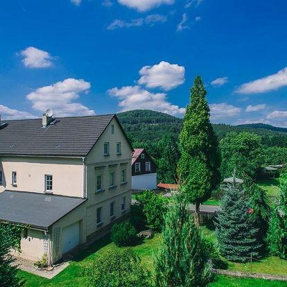 Lužické hory: Lusatia House