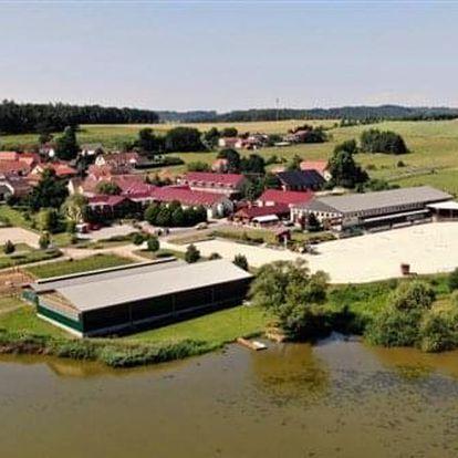 Jižní Čechy na 6 dnů, polopenze
