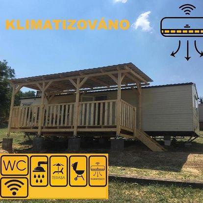 Jihomoravský kraj: Mobilheim Willerby Summer - Vyrovická přehrada