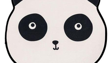 Dětský koberec Panda, 60 x 52 cm