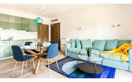 Moderní apartmány na Baltu a neomezeně wellness