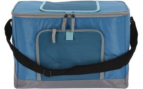 Chladicí taška Frigo modrá, 28 x 23 x 40 cm