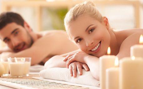 Hodinová thajská aroma masáž pro 2 osoby