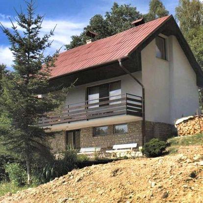 Zlínský kraj: Chata v Dolní Lhotě u Luhačovic, možno k pronájmu pouze celý objekt