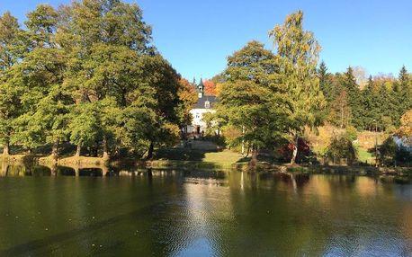 Plzeňský kraj: Meyana Lake Manor